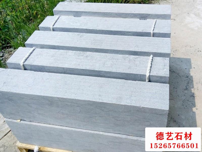 青石板材厂家教你如何解决路沿石泛碱现象?