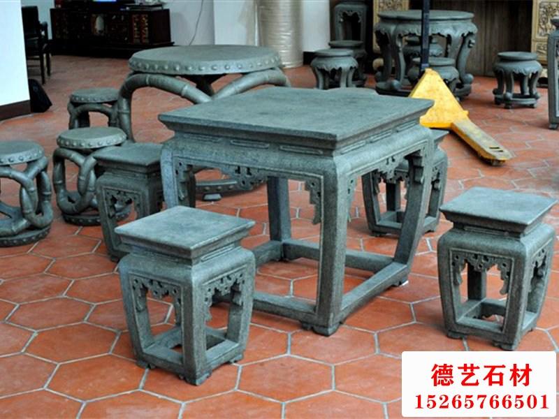 哪些品牌石材桌椅厂家值得选择