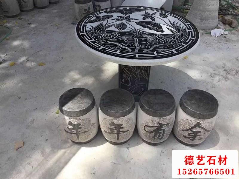 石材圆桌定制价格多少钱比较合理